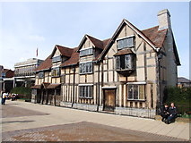 SP2055 : Shakespeare's Birthplace, Stratford-upon-Avon by Chris Whippet