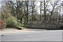 SP5206 : Junction of Cuckoo Lane with Marston Road by Roger Templeman