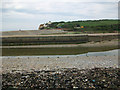 TV5197 : River Cuckmere at Cuckmere Haven by Andrew Diack