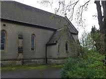 SZ0095 : Brief perambulation of St John, Broadstone (ix) by Basher Eyre
