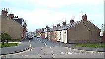 NZ3958 : Eglinton Street, Sunderland by Malc McDonald