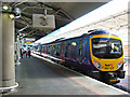 SJ8285 : The Station at Manchester Airport by Thomas Nugent