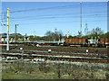 NY4154 : Railway scene at Carlisle by Thomas Nugent