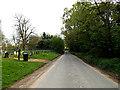 TM4192 : Church Road, Gillingham by Geographer