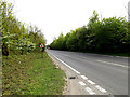 TM4192 : A146 Norwich Road, Gillingham by Adrian Cable