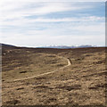 NO2992 : Track near Bovaglie by Nigel Corby