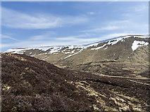NO0375 : Moorland in Gleann Mòr by William Starkey