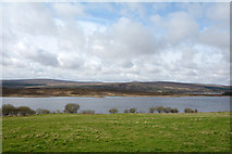 NC5314 : Field descending to Loch Shin by Trevor Littlewood
