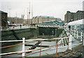 SO8218 : Gloucester dry dock view 2-Glos by Martin Richard Phelan
