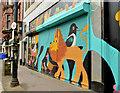 J3374 : The disguised North Street Arcade, Belfast - April 2014(7) by Albert Bridge
