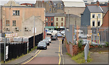 J3374 : Samuel Street, Belfast (April 2014) by Albert Bridge