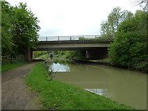 SP7257 : Bridge 6A, Grand Junction Canal - Northampton Arm by Mr Biz