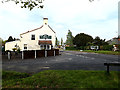 TM4394 : The White Hart Inn Public House by Adrian Cable