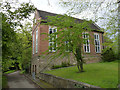 SK4635 : Latin College and Latin Cottage, Risley by Alan Murray-Rust