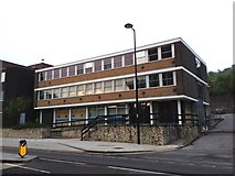 TQ7568 : Chatham Police Station by Chris Whippet