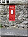 SK7335 : Barnstone postbox ref NG13 90 by Alan Murray-Rust