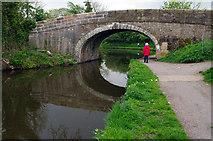 SD4763 : Bridge 111, Lancaster Canal by Ian Taylor