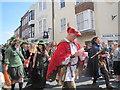 TQ8209 : Jack in the Green Festival - The Order of Rye Longbowmen by N Chadwick