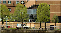 J3474 : The Waterfront Hall, Belfast - May 2014(2) by Albert Bridge
