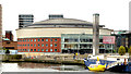 J3474 : The Waterfront Hall, Belfast - May 2014(4) by Albert Bridge