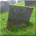SK6933 : Belvoir Angel, St Mary's old church yard, Colston Bassett by Alan Murray-Rust