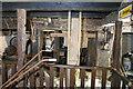 SW9039 : Melinsey Mill - gear room by Chris Allen