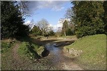 SU6462 : Entrance to the amphitheatre by Bill Nicholls