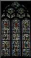 SE6052 : Stained glass window, s.VIII, York Minster by Julian P Guffogg