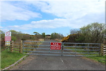 NX1255 : MOD Property at Torrs Warren by Billy McCrorie