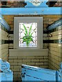 SJ8595 : Changing Cubicle With 'Lily' Window, Victoria Baths by David Dixon