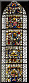 SE6052 : Stained glass window s.XXVII York Minster by Julian P Guffogg
