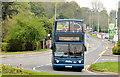 J2185 : Airport bus, Templepatrick (May 2014) by Albert Bridge