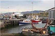 NM6797 : Inner Harbour by Anne Burgess