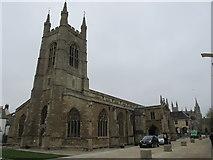 TL1998 : St John the Baptist Church, Peterborough by Richard Rogerson