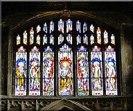 SP0202 : Hardman glass, Cirencester by Philip Pankhurst