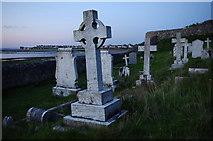 SD4161 : St. Peter's church graveyard by Ian Taylor