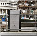 SJ8397 : Redevelopment work at St Peter's Square by Gerald England
