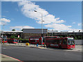 TQ3875 : Thurston Road bus station, in use by Stephen Craven