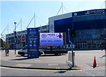SK5802 : The King Power Stadium by Mat Fascione