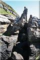 NM4689 : Rock Pinnacle by Anne Burgess