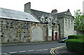 NS4964 : Former Paisley Infantry Barracks by Thomas Nugent