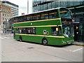 SJ8498 : Shudehill Bus Station by David Dixon