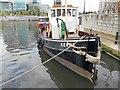 SJ8097 : Kerne at Salford Quays by David Dixon