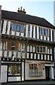 SO8932 : 82 and Craik House, 83 Church Street, Tewkesbury by Jo Turner