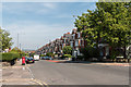 TQ2890 : Alexandra Park Road,  Muswell Hill, London N10 by Christine Matthews