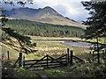 NG4023 : Looking across Glen Brittle by Richard Dorrell