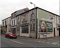 SN9903 : Corner of Gadlys Road and Wayne Street, Aberdare by Jaggery