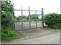 TG2726 : Gas installation at Long Common Lane by Evelyn Simak
