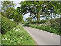TG3212 : View along Bonds Road by Evelyn Simak