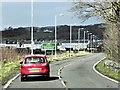 NR8687 : A83 Entering Lochgilphead by David Dixon